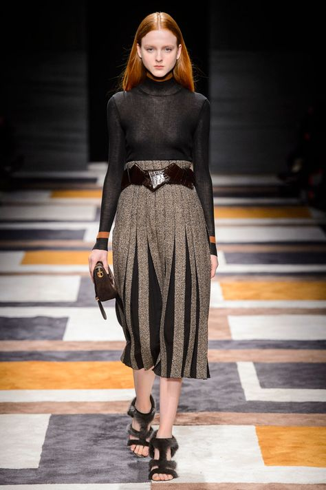 Pleated SkirtsHow Fall Runways Translate Classic Back-to-School Style