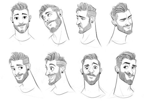 Character Design Faces Boys Character Design Animation Cartoon Character Design Cartoon Expression