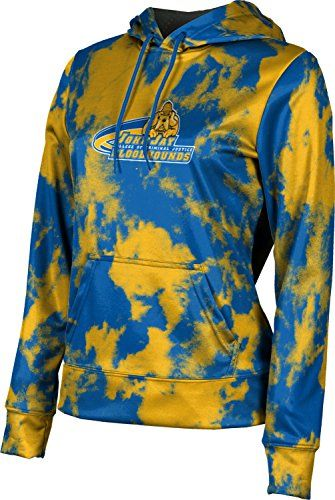 University of Tennessee at Chattanooga Girls Pullover Hoodie Prime School Spirit Sweatshirt UTC