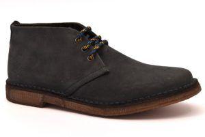 CAFè NOIR JTD744 228 TD744 BLU scarpe polacchine scarponcini