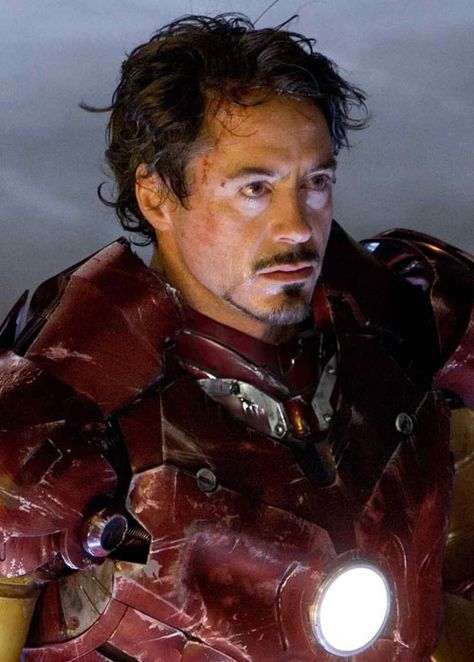 Robert Downey Jr.: The New Cover Story
