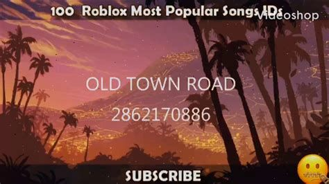 Roblox Old Town Road Code Song Town Road Roblox Codes Youtube In 2020 Roblox Roblox Codes Coding