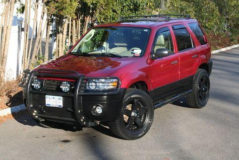 Ford Escape Ford Escape Accessories Ford Escape Ford Suv