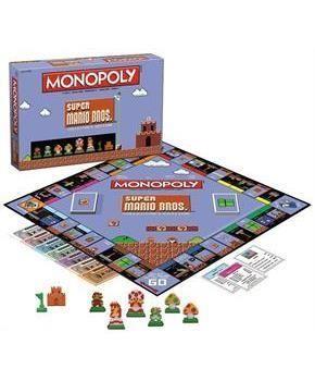 Super Mario Bros Monopoly Collector S Edition Board Game Toyho Com Super Mario Bros Mario Bros Super Mario Gifts