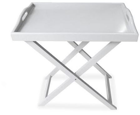 Ikea 9776 Aed Souqcom Modern Folding Table Tray With Legs White Souq Uae With Images Modern Folding Tables Foldable Coffee Table Tray Table