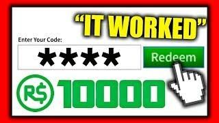 New Working Free Robux Promo Codes How To Get Free Robux 2019