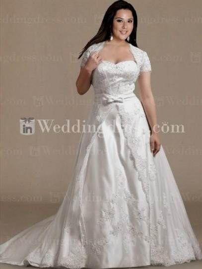 Nice Plus Size Vintage Wedding Dress 2018 Wedding In 2019