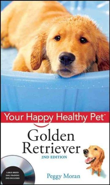 Golden Retriever Your Happy Healthy Pet Dog Training Books