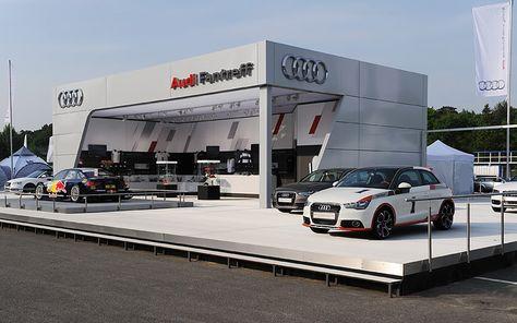 tisch13 : Audi Motorsport CI