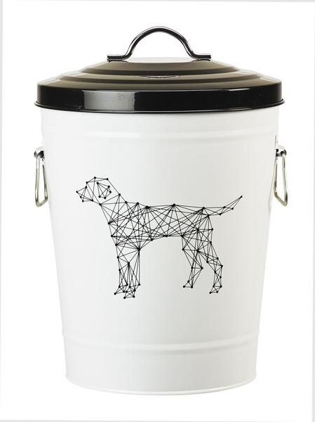 Geo Dog Food Canister Dog Food Storage Containers Pet Food