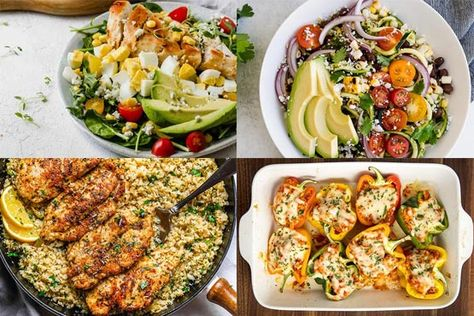 Easy healthy recipes for dinner . So yummy!