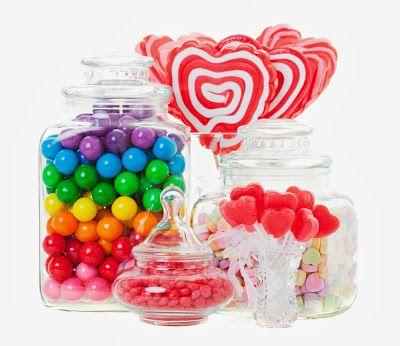 Candy Buffet / Bar - Baby Shower Ideas - Themes