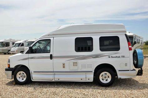 Roadtrek 170 Versatile Class B New Rvs For Sale To Canada