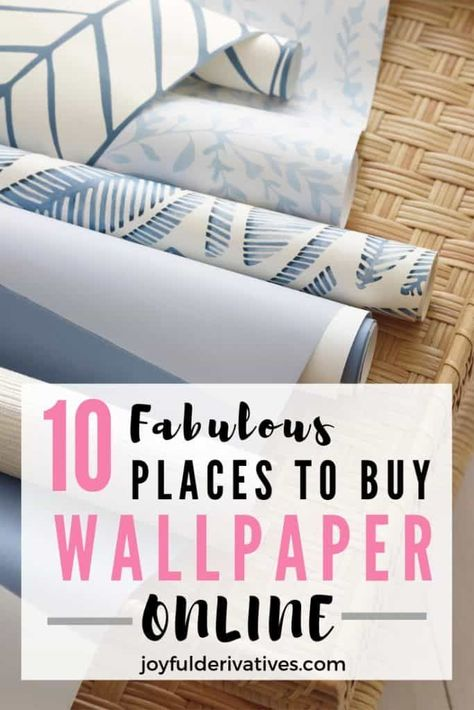 The 10 Best Places to Buy Wallpaper Online