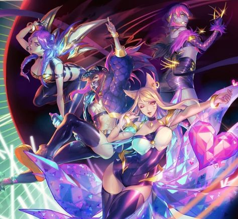 League of legends сексуальные арты