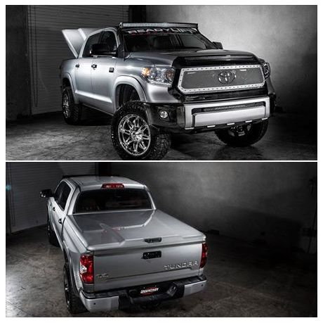 our elite lx bed cover coming soon looks sick on this tundra with all