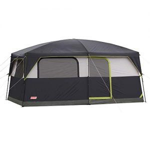 Coleman Signature Tent 14x10 Prairie Breeze Led Fan Sale At Outdoorfull Com Cabin Tent Tent Glamping Tent