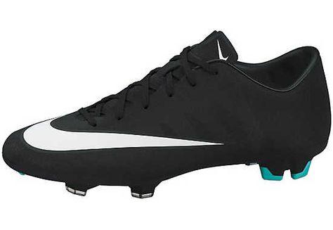 0b5de9f7c Nike Mercurial Victory V CR7 FG Soccer Cleats - Black