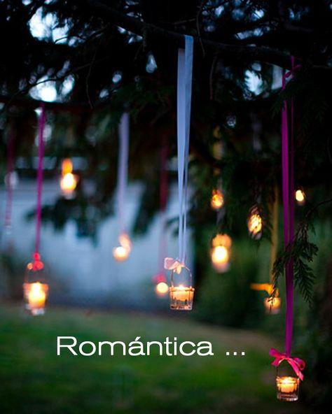 Planes de boda - Una boda bajo la luz de las velas