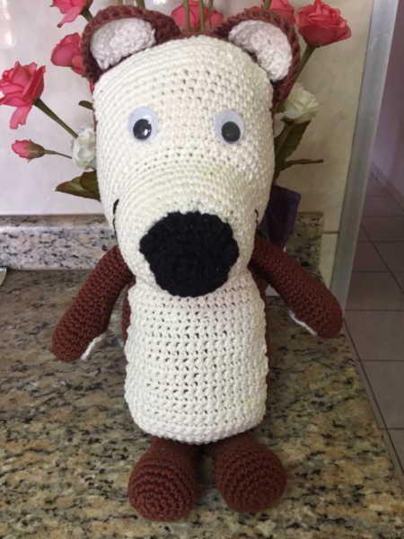 amigurumi-masha-e-o-urso | Masha e o urso, Padrão de boneca de ... | 600x450