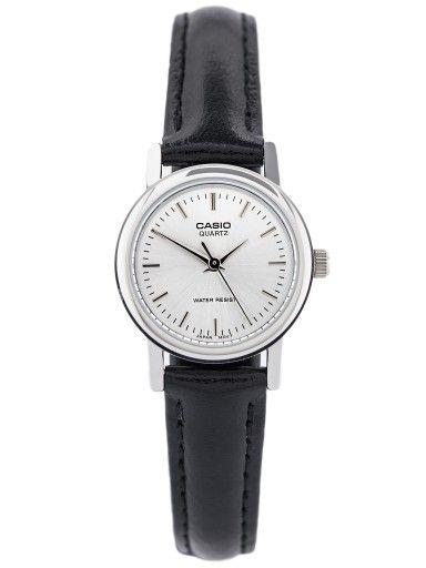Damski Zegarek Casio Ltp 1094e 7a Klasyczny Sklep 6186003448 Oficjalne Archiwum Allegro Leather Watch Accessories Leather