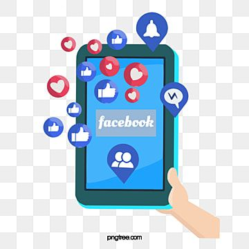 Hand Phone Facebook Network Social Media Social Media Hand Mobile Phone Png Transparent Clipart Image And Psd File For Free Download Hand Phone Social Icons Social Media Icons