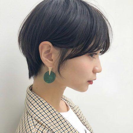 美容師が選ぶ ショートのヘアスタイル ヘアアレンジ ヘアカタログ