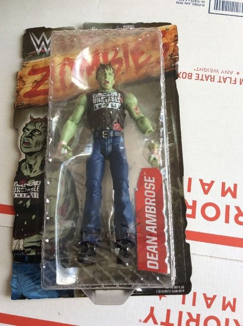WWE Zombies Dean Ambrose Action Figure
