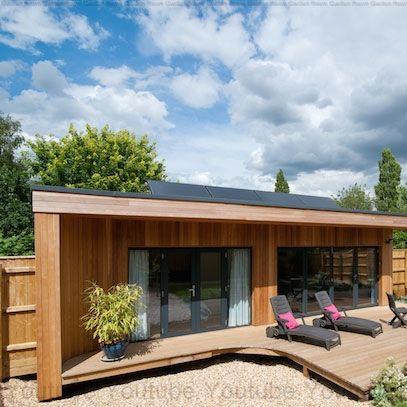 Good 56 Garden Room Designs Norfolk In 2020 Indoor Garden Rooms Contemporary Garden Rooms Backyard Guest Houses