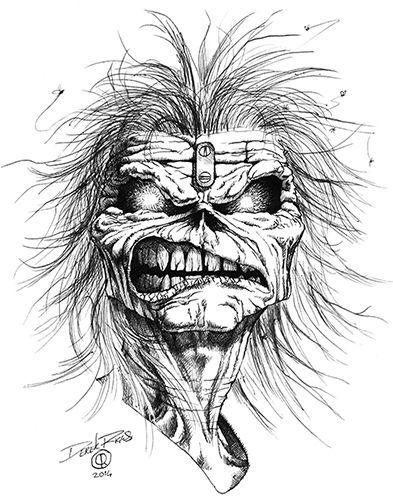Iron Maiden Imagenes De Los Dibujos Busqueda De Google Iron Maiden Tattoo Iron Maiden Eddie Iron Maiden Posters
