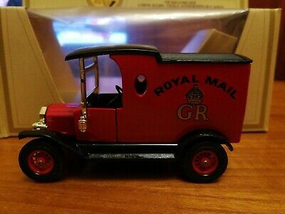 Ad Matchbox Models Of Yesteryear 1912 Ford Model T Royal Mail