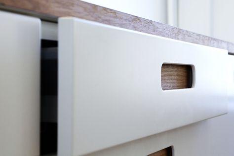Ikea hack fronten für metod oder faktum von reform Architektur - ikea küche faktum weiß hochglanz