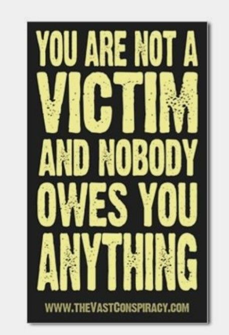 Stop playing the victim! You\'re a JOKE   Perfectly Said ...