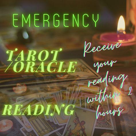 EMERGENCY Tarot Reading #IntuitiveTarot #IntuitiveReading #taro #LifeEmergencies #EMERGENCY #TarotEmergency #EmergencyReading #Intuitive #emergencyreading #EmergencyTarot