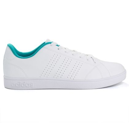 half off b2895 19d2c Tênis Adidas Advantage Clean VS - BrancoVerde