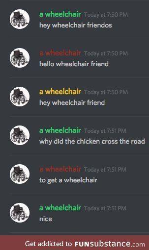 Discord Dad Bot Meme - WICOMAIL