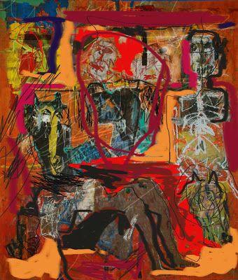 Resultado de imagen para Resultado de imagen para pinturas contemporaneas oaxaqueñas Alejandro Santiago pintor
