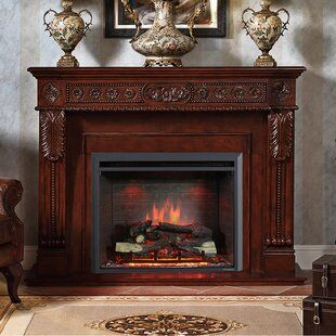 Breakwater Bay Shoalhaven Electric Fireplace Wayfair With