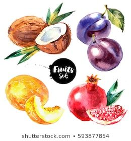 Pin By Diana Fabra On Imagenes Alimentos Illustration