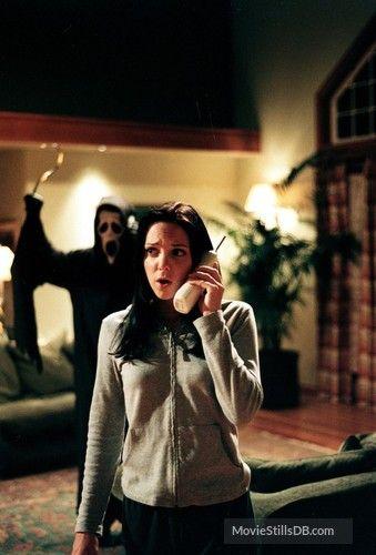 Scary Movie - Publicity still of Anna Faris