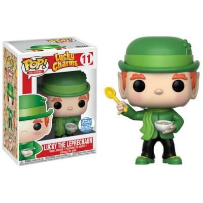 Funko Pop Cereal Ad Icons Lucky The Leprechaun 11 Lucky Charms Funko Pop Dolls Funko Pop Toys Lucky The Leprechaun