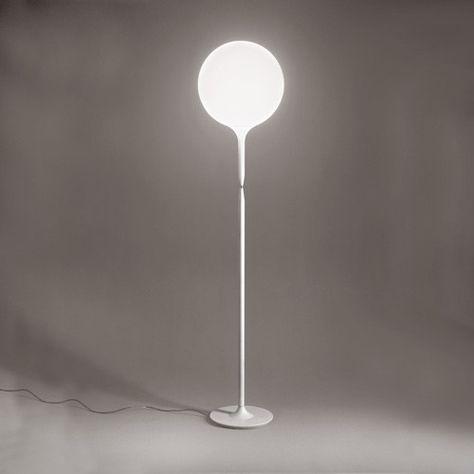 Castore Floor Lamp Castore Floor Lamps Artemide Castore Lamp