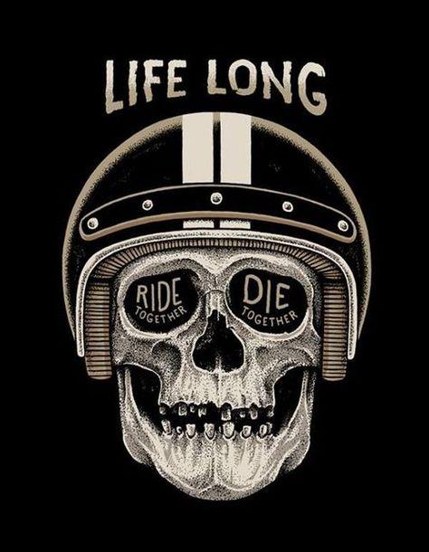 #illustration #motorcycles #design | caferacerpasion.com