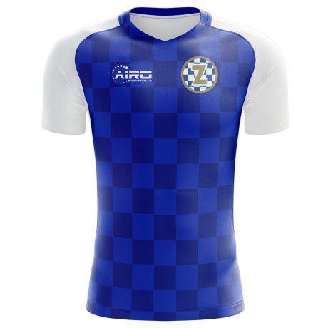 Dinamo Zagreb Concept Home Custom Football Shirts Football Shirts Sport Outfits