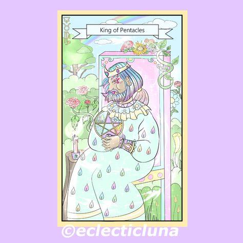 #tarot #tarology #tarotlesson #kingofpentacles #kingofpentaclestarotcard #mytarotdeck #drawingtarot #diytarot #tarotcards #tarotreadersofinstagram #tarotreading #tarotcommunity #intuitive #intuitiveguidance #healing #release #love #light #spiritual #spiritualist #spiritualawakening #tarotdeck #taroteverydamnday #tarotreaders #tarotreading #divination #selfdiscovery #selfcare #tarotista #tarotlove #tarotlover #tarot4days #tarotjourney #kawaiitarot #cutetarot #digitalart