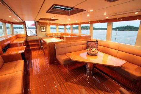 interior design for a boat6 Cruisers and Houseboats Pinterest