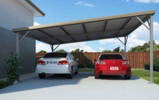 Steel Carports In Pretoria And Midrand South Africa Diy Carport Carport Designs Diy Carport Kit