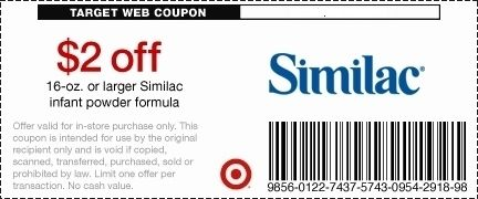 picture regarding Printable Similac Coupons named Similac Discount coupons 2018 Printable Environment Of Template Layout