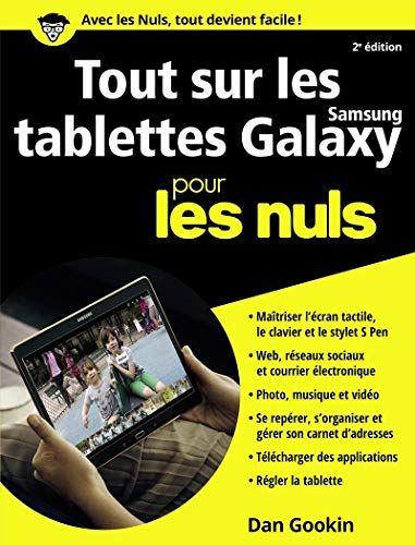 Tablette Pour Les Nuls Pdf : tablette, Télécharger, Tablettes, Samsung, Galaxy, GOOKIN, ▽▽, Votr…, Tablette, Galaxy,, Téléchargement,
