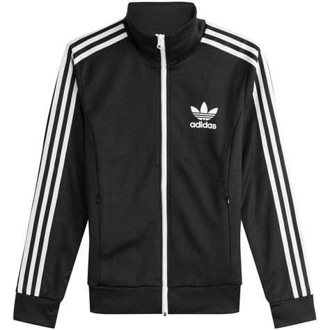 Adidas Originals Zipped Jacket ($150) ❤ liked on Polyvore